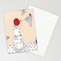 Catch more flies with honey... Stationery Cards