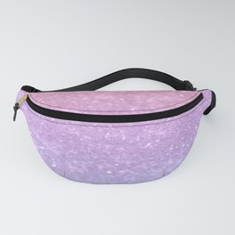 Unicorn Princess Glitter #1 #pastel #decor #art #society6 Fanny Pack