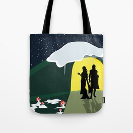Germanic Elves Tote Bag