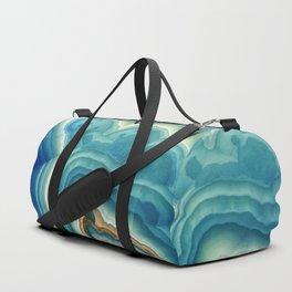 Blue Onyx Duffle Bag