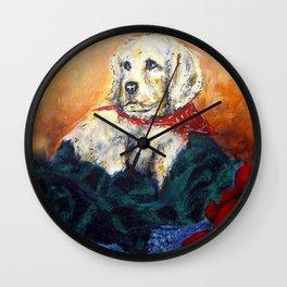 Sassy Girl Wall Clock
