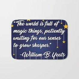 MAGIC THINGS Bath Mat