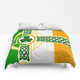 Celtic Irish Flag Comforters