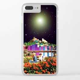 The Good times Clear iPhone Case