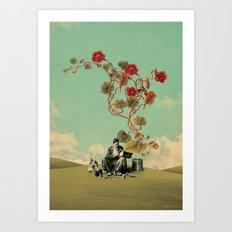 Father of Creation Art Print