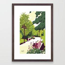 Sanctuary XXVI Framed Art Print