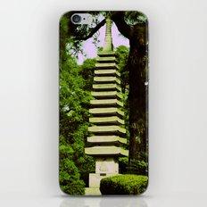 Japanese Pagoda iPhone & iPod Skin