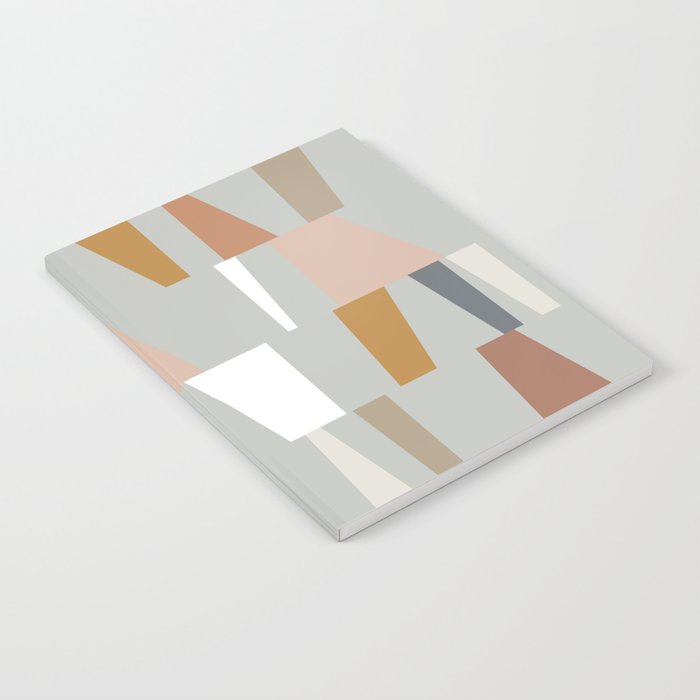 Neutral Geometric 01 Notebook