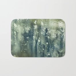 Abstract Water Bath Mat