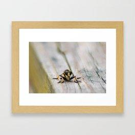 CAFFIENE Framed Art Print