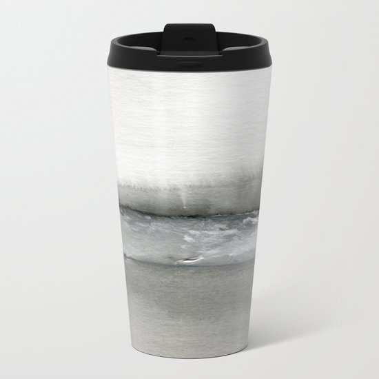 New Layer in the Mind Metal Travel Mug
