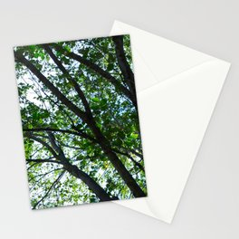 Leaves Everywhere. Stationery Cards