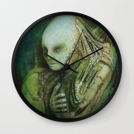 The Composer Wall Clock