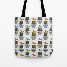 Radical Pop Tote Bag
