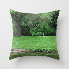 The Smuggler III Throw Pillow