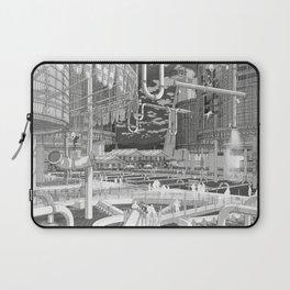 Frackpool 01 Laptop Sleeve