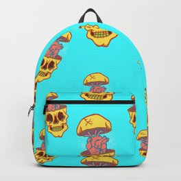 Emotional Thoughts Pattern Backpack