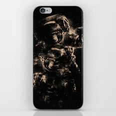 Lost in Space II iPhone & iPod Skin