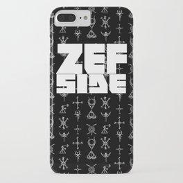 Zef Side Design iPhone Case