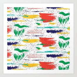 Citrusy Art Print