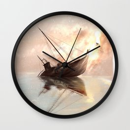 The Tipping Point Wall Clock