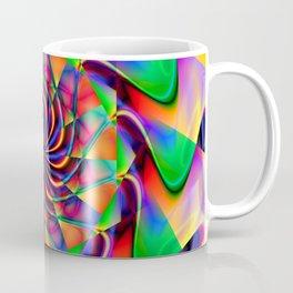 frequency mandala Coffee Mug