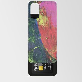 Neon Embers Android Card Case