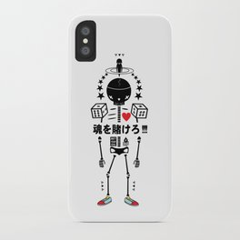 SOUL COLLECTOR - EP. SKELZERO iPhone Case