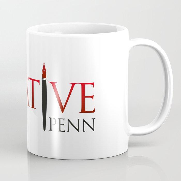 The Creative Penn logo Coffee Mug