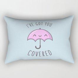 Under-Cover Rectangular Pillow