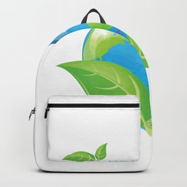 Earth day 2018 Shirt - support science save world Backpack