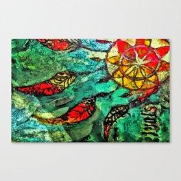 Dreamcatcher2 Canvas Print