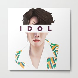 Idol vs06 Metal Print