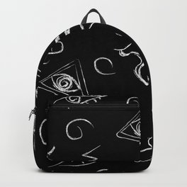 Mystery Eye Backpack
