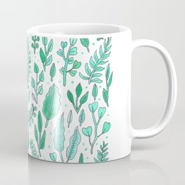 Leaves Leaves Leaves Coffee Mug