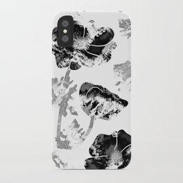 Anemones 2 iPhone Case