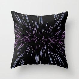 Hyperdrive Throw Pillow
