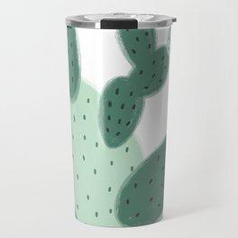 Cute Cactus Travel Mug