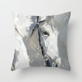 Shades of Gray. Throw Pillow