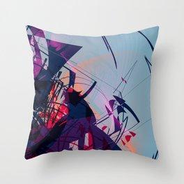 121717 Throw Pillow