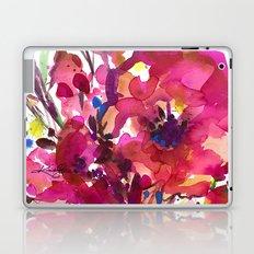 Floral Dance No. 3 Laptop & iPad Skin