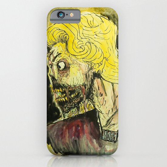 zombies iPhone & iPod Case