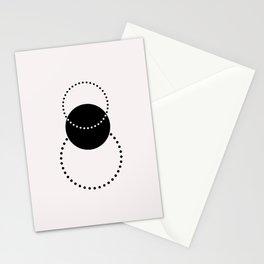 Geometric print - Shapes 001 Stationery Cards