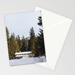 Mount Rainier National Park, II Stationery Cards
