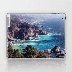 Coastline sea Laptop & iPad Skin