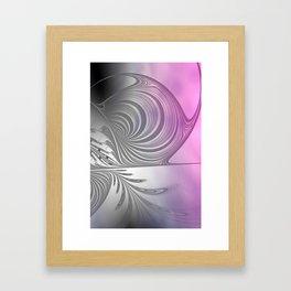 abstract dream -1- Framed Art Print