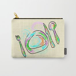 Ready for a picnic in abstract Carry-All Pouch