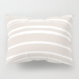 Zen Sunrise - Sand Beige Pillow Sham