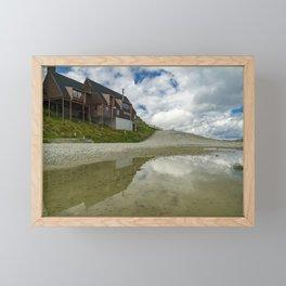 Coronet Peak Road reflections exploring a Queenstown summer Framed Mini Art Print