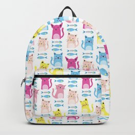 I love cats Backpack